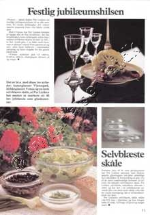 "Magasin ""Glas & mennesker"" september, 1982"