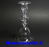 Klik p� foto eller link for at g� til lysestager solo siden for denne designer - Click on photo or link to go to the candlestick solo art glass page for this designer.